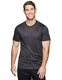 RBX Active Men's Seasonal Heathered Running T-Shirt