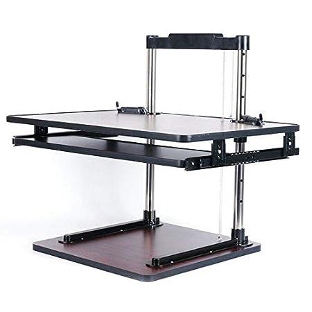 Mesa Plegable Compacta - Tipo De Soporte Para El Escritorio De La ...