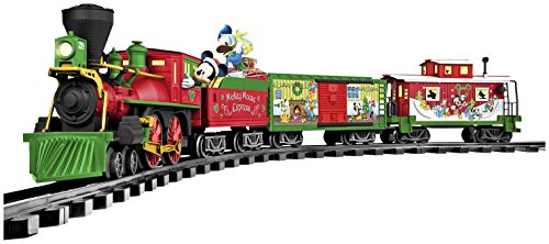 Lionel Mickey Mouse Disney Ready to Play Train Set from Lionel