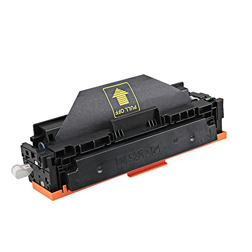 V4INK New Compatible HP 410A CF410A CF411A CF412A CF413A Toner Cartridge for HP Color LaserJet Pro M452dn M452nw M452dw M377dw,MFP M477fdn M477fdw M477fnw (4 Pack - Black/Cyan/Yellow/Magenta) Photo #2