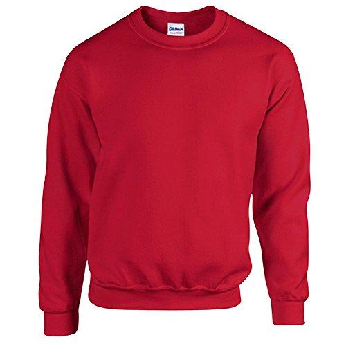 Cherry Rouge Heavy Capuche nbsp;– Blend Avec Red 18500 nbsp;sweat Gildan 6nwxq0Z8AA