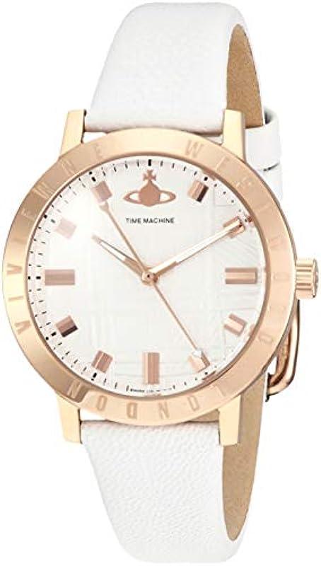 Vivienne Westwood 여성 시계 BloomsburyII VV152WHWH