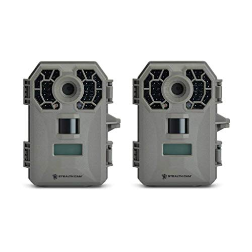 a1e492d8542 Stealth Cam G42 No-Glo Trail Game Camera STC-G42NG (Gray)
