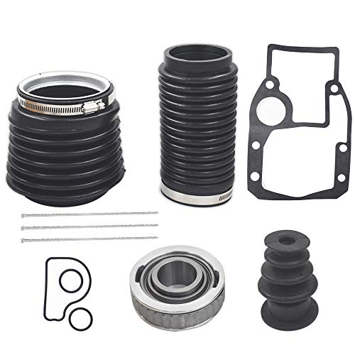 - labwork-parts Bellows Kit for OMC Cobra Sterndrive I/O Replaces 3854127, 914036, 911826 Plus!