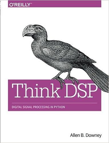 Think DSP: Digital Signal Processing in Python: Allen B
