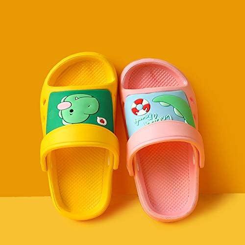 Kids Garden Clogs Boys Girls Lightweight Open Toe Beach Pool Slides Sandals Toddler Non-Slip Summer Slippers Water Shoes