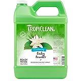 TropiClean Baby Powder Deodorizing Spray for