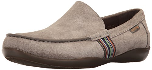 Mephisto Mænds Idris Slip-on Dagdriver Varm Grå Toundra PC1Yd