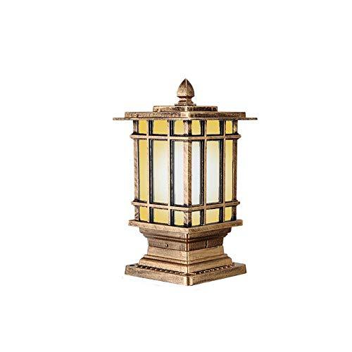 Outdoor Lighting For Brick Columns in US - 8