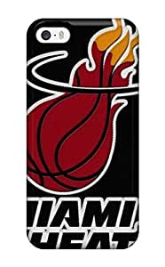 Forever Collectibles Miami Heat Nba Logo Hard Snap-on Iphone 6 4.7 Case