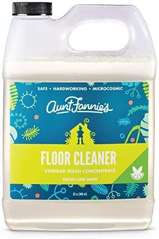 Floor Cleaners: Aunt Fannie's Floor Cleaner