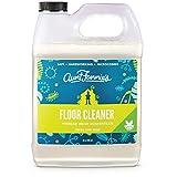 Aunt Fannies Vinegar Wash Floor Cleaner Lime Mint, 32 Ounce
