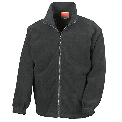 Hombre tm Result Chubasquero Para Polartherm Jacket Noir q4xnxXgZw