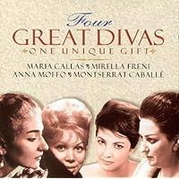 Four Great Divas: One Unique Gift