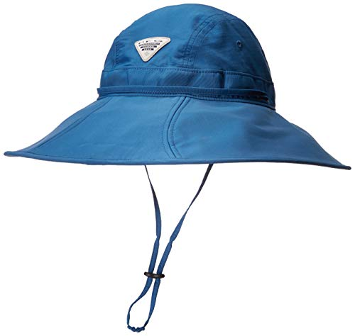 Columbia Women's Drifter Sun Hat, Impulse Blue, Small/Medium