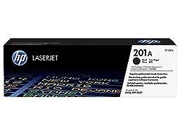 HP 201A (CF400A) Black Original LaserJet Toner Cartridge
