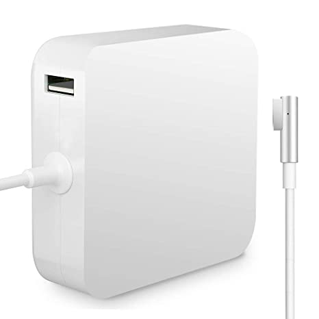 Mac Book Air Charger, Magsafe 45W T Tip USB Power Adapter Charger Replacement for Mac Book Air 11-inch 13-inch Released After Mid 2012