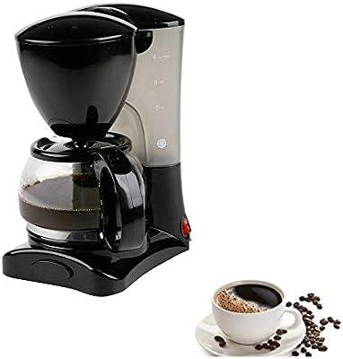 WE HOUSEWARE Cafetera de Goteo 12 Tazas 900W Maquina de Cafe Jarra ...