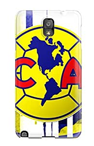 [hncQTIb25ETcQM]premium Phone Case For Galaxy Note 3/ Wallpaper Del Equipo Del Barcelona Tpu Case Cover