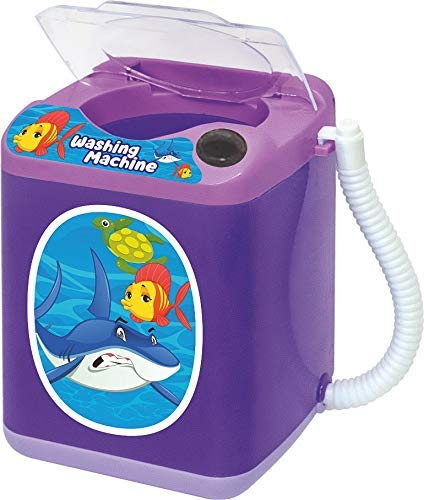 The Bling Stores Premium Quality Washing Machine Toy for Kids (Non Battery Operational) JUST A Toy Multicolor 418A6YgjFXL India 2021