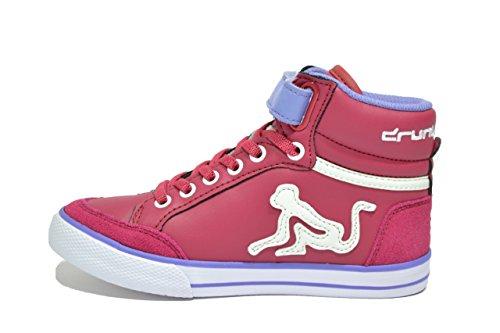Drunknmunky bambino Sneakers ciliegia scarpe bambina BOSTON CLASSIC 185