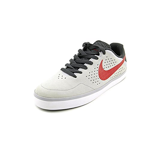 nike SB paul rodriguez CTD LR mens trainers 677245 sneakers shoes (uk 9.5 us 10.5 eu 44.5, wolf grey gym red anthracite 060)