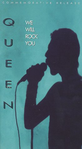 We Will Rock You [VHS]