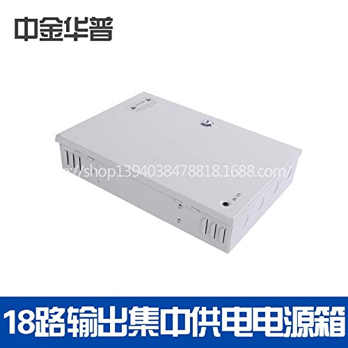 Utini 18 Road Output Monitor centralized Power Supply Power Box