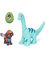 PAW Patrol, Dino Rescue Zuma and Dinosaur Action Figure-set, voor kinderen vanaf 3 jr.