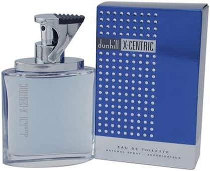 X-centric By Dunhill For Men. Eau De Toilette Spray 1.7 Ounces
