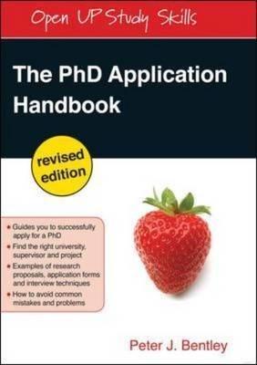 The PhD Application Handbook, Revised edition(Paperback) - 2012 Edition PDF