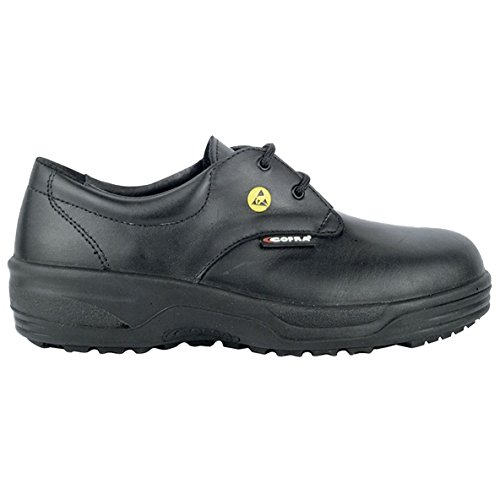 Cofra Sarah S2 Esd SRC-Scarpe di di sicurezza, taglia 38, colore: nero