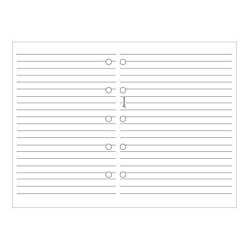 Filofax Mini Ruled White (B513008)