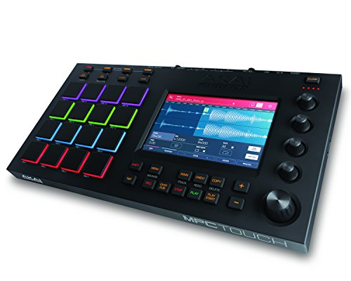 Akai Professional MPC Touch | Music Production Station with 7' Multi-Color Touchscreen