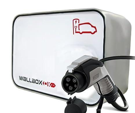 New Wallbox EV Punto Recarga Coche Eléctrico Tipo 1 (SAE ...