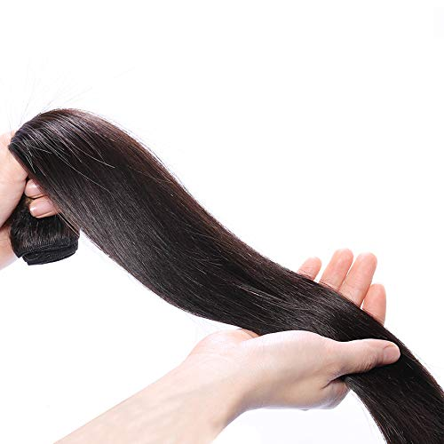 Cheap peruvian hair bundles with closure _image3