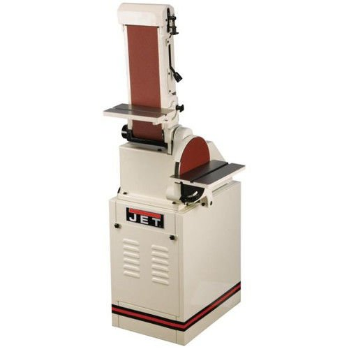 (JET J-4210K 6-Inch by 48-Inch Belt and 10-Inch Disc Sander)