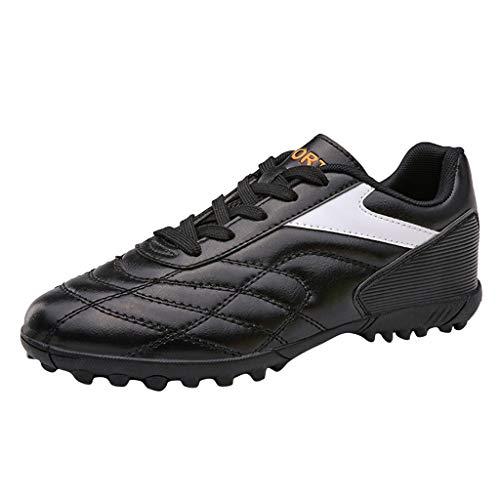 - Women Men Athletic Broken Nail Soccer Shoes Student Short Nail Training Bottom Sneakers