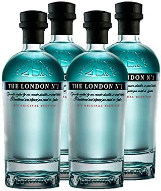 Ginebra The London Nº1 Blue Gin de 70 cl - Londres - Bodegas ...