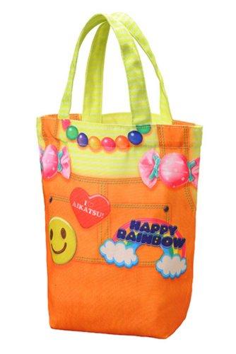 Price comparison product image Aikatsu! Tote bag Happy Rainbow