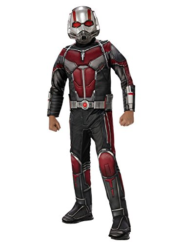 Rubie's Ant-Man Boy's Deluxe Ant-Man Costume, Small -