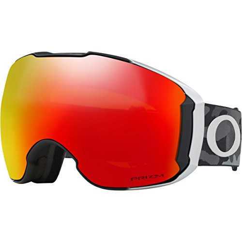 Oakley Airbrake XL Snow Goggles, Night Camo, - Goggles Camo Oakley