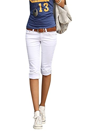 Donna Ybenlover Jeans Ybenlover Ybenlover Donna Donna Bianco Jeans Ybenlover Jeans Jeans Bianco Bianco Ybenlover Donna Bianco qHg64nAww