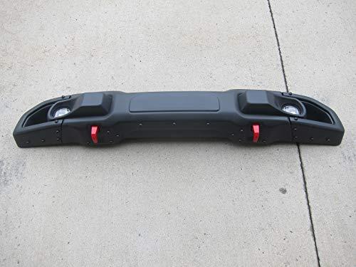 Jeep Wrangler JL & Gladiator Steel Off-Road 3 Piece Bumper Mopar OEM