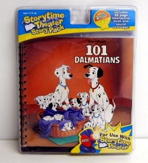 101 Dalmatians Storytime Theater 4.5