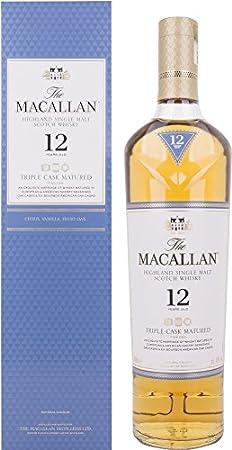 Macallan Triple Cask Matured - Whisky, 700 ml