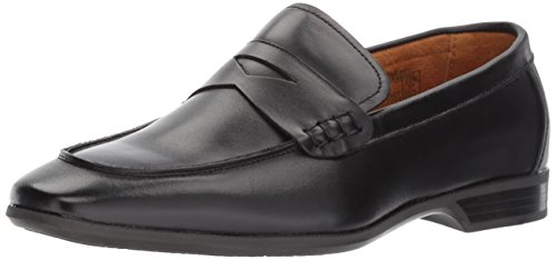 Pictures of umi Boys' Abbott II Loafer Black 39 Black 39 EU/6.5 M US Big Kid 1