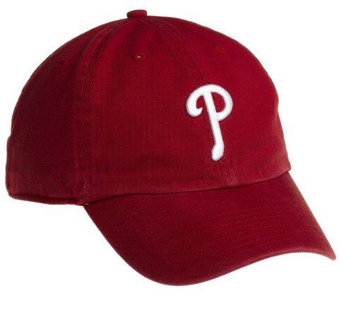 MLB Philadelphia Phillies Franchise Fitted Baseball Cap 61135efeca8