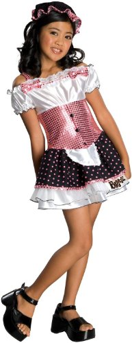 [Bratz Bratty Miss Muffet Child Costume Size Small] (Miss Muffet Costumes)