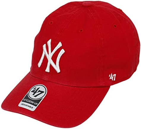 '47 MLB Womens Men's Brand Clean Up Cap One-Size